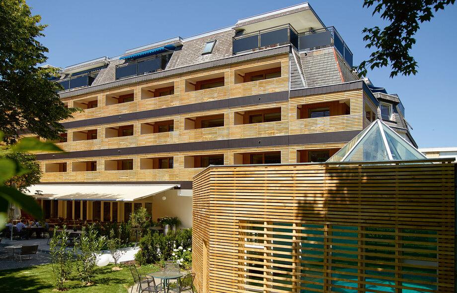 Sanierungen / Hotel Schwärzler, Bregenz